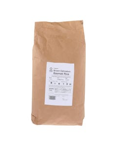 Lotus Foods Rice Organic Brown Basmati - Single Bulk Item - 25LB