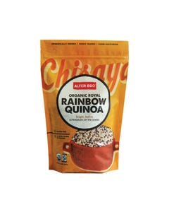 Alter Eco Americas Quinoa - Organic Rainbow Heirloom - Case of 25 - 1 lb.