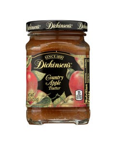 Dickinson - Country Apple Butter - Case of 6 - 9 oz.