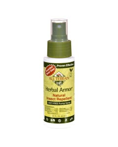 All Terrain - Herbal Armor Natural Insect Repellent - 2 fl oz