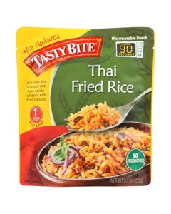 Tasty Bite Rice - Thai Fried - 8.8 oz - case of 6