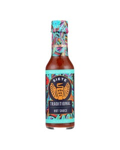 Siete - Hot Sauce Traditional - Case of 6 - 5 OZ