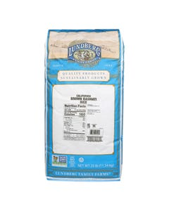 Lundberg Family Farms Brown Basmati Rice - Single Bulk Item - 25LB
