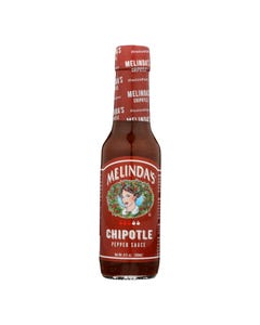 Melinda's Hot Sauces Melinda's Chipotle Pepper Sauce - Case of 12 - 5 FZ