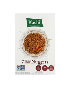 Kashi 7 Whole Grain Nugget - Case of 12 - 20 oz.