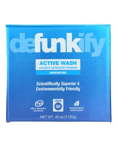 Defunkify - Active Wsh 68ld Unscented - Case of 6 - 40 OZ