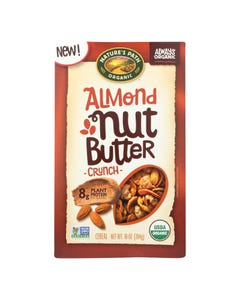 Nature's Path - Cereal Almond Nt Butter Crh - Case of 6 - 10 OZ