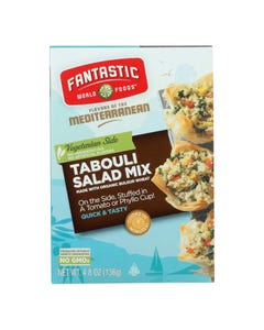 Fantastic World Foods Mix - Organic - Tabouli Salad - 4.8 oz - case of 6